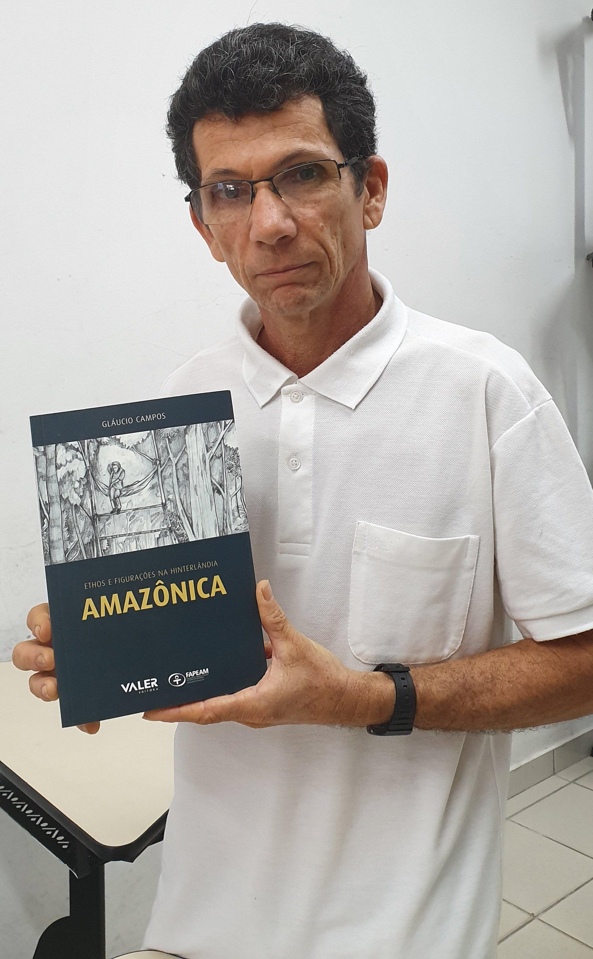 Obra de autoria do prof. Gláucio Campos foi objeto de estudo do Aluno-PPGSSEA Francisco de Assis